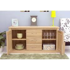 mobel oak large sideboard baumhaus mobel oak medium