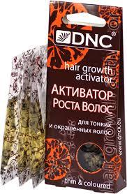 DNC <b>Активатор</b> роста волос, для тонких и <b>окрашенных волос</b> ...