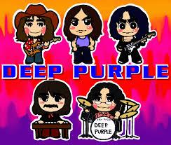 Resultado de imagen de Deep Purple caricatura
