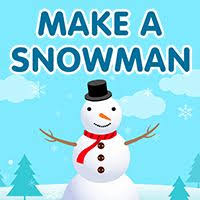 Click and Drag - Make A <b>Snowman</b> • ABCya!