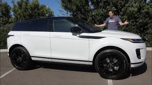 The <b>2020</b> Range Rover Evoque Is the <b>New Baby</b> Range Rover ...