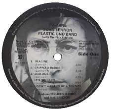Image result for john lennon plastic ono band