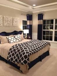 tray ceiling in master bedroom with crown molding on main walls and in tray ceiling bhg bedroom ideas master
