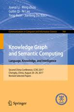 knowledge graphs and language technology