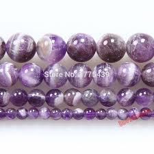 Factory price Round Mixed <b>Purple</b> Color <b>Amethysts Beads Natural</b> ...