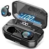 5.0 Bluetooth Wireless Earphone F9 TWS Wireless ... - Amazon.com