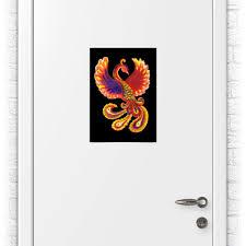 Плакат A3(29.7x42) <b>Птица Феникс</b> #2895382 от Доброцвет - <b>Printio</b>