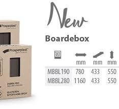 Пластиковый сундук <b>Prosperplast</b> Boardebox MBBL280-440U ...