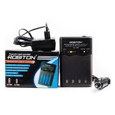 <b>Зарядное устройство Robiton Smart</b> S100 — купить в интернет ...
