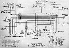 motorcycle wiring diagrams cb500