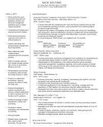 ndp resume