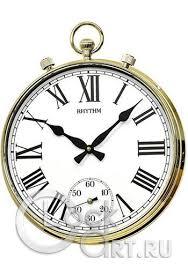 <b>Rhythm</b> Value Added Wall Clocks <b>CMG773NR18</b> - купить ...