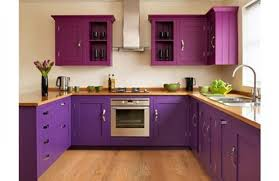 modular kitchen colors: purple kitchen a modular kitchen colour