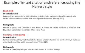 Cite dissertation harvard style FC