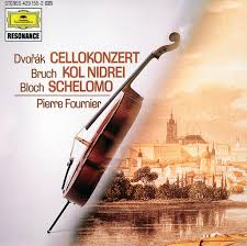 Pierre Fournier: <b>Dvorák</b>: <b>Cello</b> Concerto / Bloch: Schelomo / <b>Bruch</b> ...