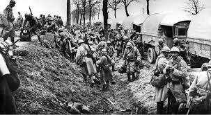 La bravoure des Algériens pendant la guerre mondiale