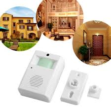 Shop Store Home Welcome Chime Motion Sensor <b>Wireless</b> Alarm ...