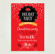 holiday party invitation clipart clipartfest holiday background and design