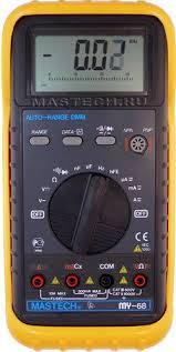 <b>Mastech MY68</b>: обзор характеристик цифрового <b>мультиметра</b>