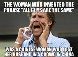 Was A Chinese Woman Who Lost Her Husband In A Crowd In China ... via Relatably.com