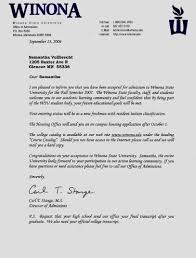 awards and recognitions educator among us winona state university acceptance letter