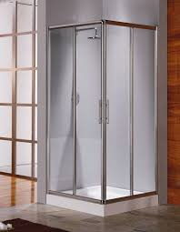 bathroom ideas corner shower design: outstanding corner shower stall e   design ideas image of kits bathroom window curtains