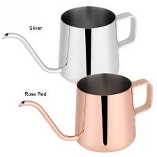 <b>250ml</b>/350ml Stainless Steel Drip <b>Coffee Pot</b> Long Gooseneck ...