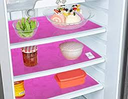 Buy Kuber Industries Circle Design 4 <b>Pieces PVC Refrigerator</b> ...
