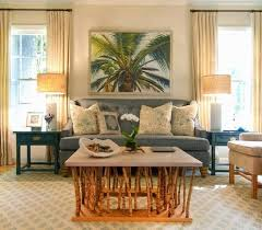 tropical living rooms: lush living with tropical living room decor