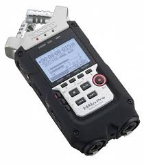 Портативный <b>цифровой диктофон ZOOM</b> H4 - Первая АВ компания