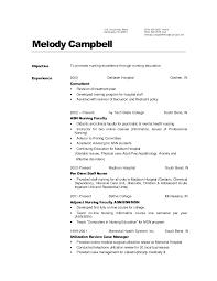 sample nursing resume format  seangarrette co   nursing resume sample   sample nursing resume