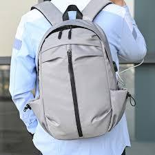 Schoolbag large capacity <b>outdoor leisure travel</b> student schoolbag ...