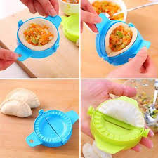 New <b>Kitchen</b> Cookling <b>Tools Dumpling</b> Maker Device DIY <b>Jiaozi</b> ...