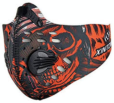 <b>Anti Dust Mask</b> Motorcycle <b>Bicycle Cycling Ski</b> Dustproof Half Face ...