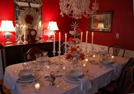 Christmas Dining Room Christmas Dining Table Decorations 2 Christmas Dining Room