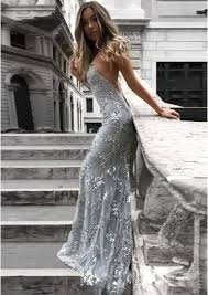 <b>Sexy</b> Backless <b>Sweetheart</b> Sequined <b>Tulle Mermaid</b> Bandage Prom ...