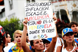 Resultado de imagem para Foto: o caos venezuelano