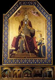 San Ludovico di Tolosa che incorona il fratello Roberto d'Angiò