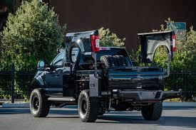 """All <b>New</b> 2019 <b>Ford F</b>-250 """"Transformer Work Truck"""" at SEMA"""