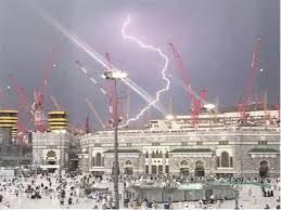 Saudi Arabia Crane Collapse