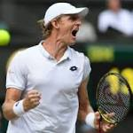 Wimbledon 2018: Kevin Anderson's immense