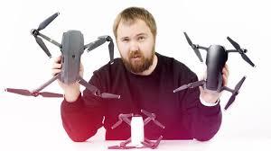 Выбираем лучший <b>квадрокоптер</b>: <b>DJI Mavic</b> Pro vs. Air и Spark ...