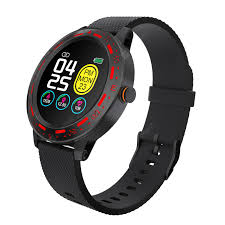 <b>ARMOON S18 Smart Watch</b> Full Touch Heart Rate Sleep Monitor ...