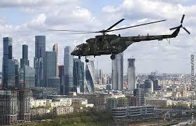 <b>Самолеты</b> и <b>вертолеты</b> отрепетировали полет над Москвой к ...
