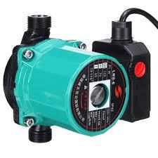 <b>220v</b> 250/<b>100w</b> 3-speed central heating circulator pump <b>hot</b> water ...