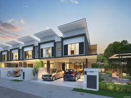<b>2</b>-<b>storey</b> Terraced House For Sale, near SMT CHERAS ...