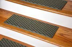 Dean Non-Slip <b>Tape</b> Free <b>Pet</b> Friendly DIY Carpet <b>Stair</b> Treads ...
