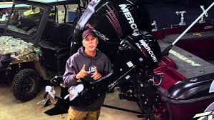 Finding the Serial Number on a Mercury Outboard Engine - YouTube