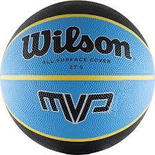 "<b>МЯЧ БАСКЕТБОЛЬНЫЙ</b> ""<b>WILSON MVP</b> Traditional"" Голубой ..."