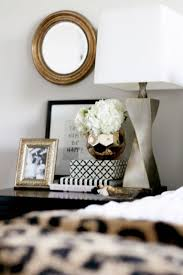 ideas bedside tables pinterest night: how to style a nightstand bedside table styling essentials back to basics this